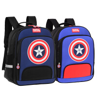 书包小学生男童1-3-6年级男孩双肩轻便减负6-12周岁儿童背包