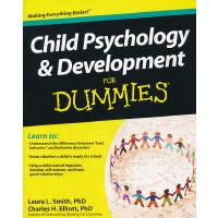 Child Psychology & Development For Dummies 9780470918852