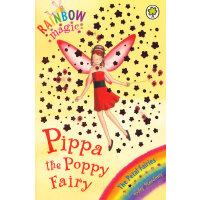 Rainbow Magic: The Petal Fairies 44: Pippa the Poppy Fairy 彩虹仙子#44:花瓣仙子9781846164583