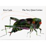【预订】The Very Quiet Cricket 9780399218859
