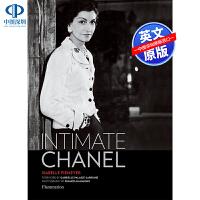 英文原版 亲密的香奈儿 Intimate Chanel 精装Coco Chanel自传 传奇设计师 奢侈品品牌创始故事