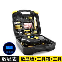 车载充气泵12v电动便携式小轿车汽车用轮胎点烟器式多功能加气机