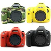 相机包佳能5D4 650D 700D 80D 6D 5D3 5DS 5DSR保护套70D硅胶套
