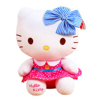 hello kitty公仔哈喽kt玩偶凯蒂猫毛绒玩具布娃娃可爱女生韩国萌