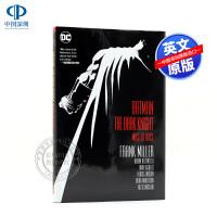 蝙蝠侠黑暗骑士3 英文原版 Batman: Dark Knight III: The Master Race Frank