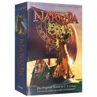 纳尼亚传奇全集1-7电影版 英文原版 The Chronicles of Narnia 魔法师的外甥 儿童文学书 英文