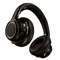 Plantronics 缤特力 BackBeat PRO 主动降噪双耳头戴式无线立体声蓝牙耳机 通话声控耳机多点连接卓越音效 蓝牙4.0中文语音 电脑音乐游戏耳麦 iphone6 plus 小米 三星 通用型