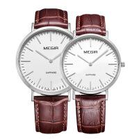 情侣手表 新款进口机芯简单休闲石英情侣手表