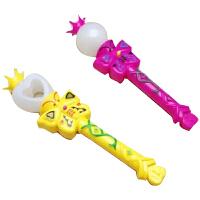 儿童魔法棒发光公主玩具夜光夜市地摊货源闪光仙女棒小魔仙棒