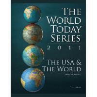 【预订】The USA & the World9781935264255