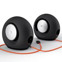 JBL Pebbles mini版 音乐蜗牛 电脑小音箱/音响 PC音响 USB供电 低音炮 2.0音响