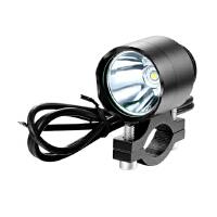 超亮led灯电动车灯摩托车前大灯射灯12V48V60V72V改装外置流氓灯