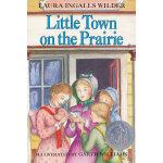 Little Town on the Prairie 小木屋的故事系列7:草原小镇(平装) ISBN9780064400077