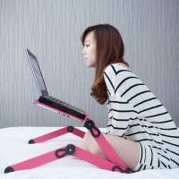 笔记本支架托床上电脑折叠桌懒人笔记本电脑床上桌笔记本支架