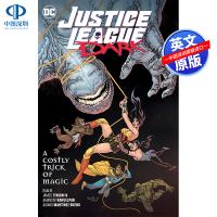 英文原版 Justice League Dark Volume 4 正义联盟黑暗卷 4 DC系列 漫画小说 Ram V