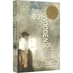 华研原版 木箱上的小男孩 英文原版 The Boy On The Wooden Box 辛德勒的名单第288号 全英文