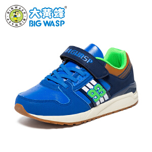大黄蜂童鞋 儿童运动鞋秋季新款 男童鞋子学生运动鞋中大童防水休闲鞋