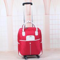 拉杆包旅行包女手提包旅游包男登机箱大容量手拖包短途行李袋韩版 大