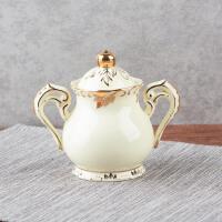 欧式咖啡杯套装简约 陶瓷红茶杯英式茶具下午茶杯子碟送勺子架子