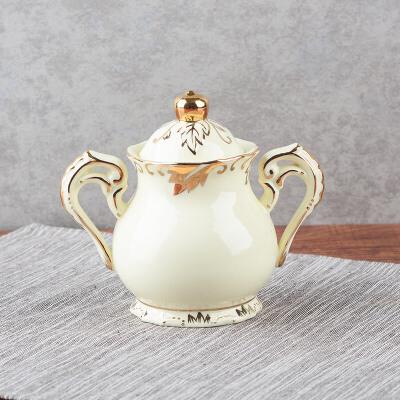 欧式咖啡杯套装简约 陶瓷红茶杯英式茶具下午茶杯子碟送勺子架子  本店部分商品属于定制,一定要联系客服确认发货时间产品规格库存等情况,私自下单有权