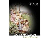 英文原版 Little Women小妇人 世界经典名著 路易莎.梅.奥尔科特 全英文版小说