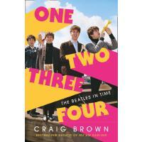 英文原版一二三四:披头士乐队 One Two Three Four: The Beatles in Time 平装披头士