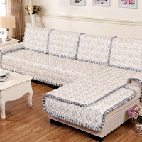 欧式沙发垫布艺套装四季通用防滑简约现代客厅组合全包套靠背巾