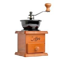 咖啡复古手摇磨豆机 手动咖啡豆研磨机磨粉机家用磨咖啡豆机