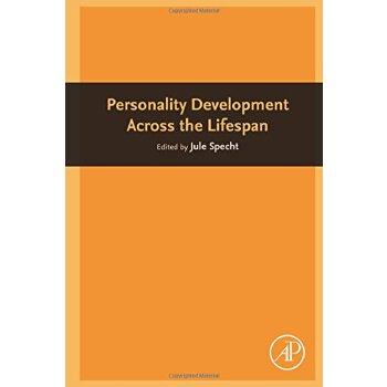 【预订】Personality Development Across the Lifespan 9780128046746 美国库房发货,通常付款后3-5周到货!