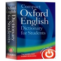 华研原版 牛津学生英语词典 英文原版 Compact Oxford English Dictionary for St