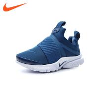 耐克nike童鞋18新款男童跑步鞋防滑透气儿童运动鞋中童慢跑鞋户外休闲鞋 (5-10岁可选) 870023 404