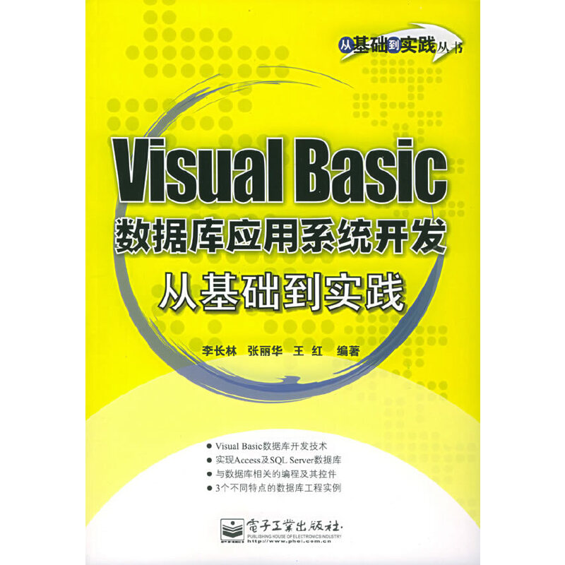 Visual Basic数据库应用系统开发从基础到实践——从基础到实践丛书