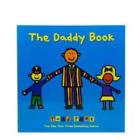 进口原版 The Daddy Book 爸爸之书 Todd Parr 平装 [2~5岁]