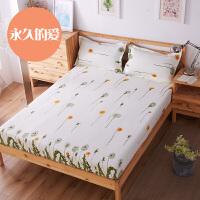 床笠单件床罩保护套 防尘罩床垫套1.8m1.5米防滑罩床包床套