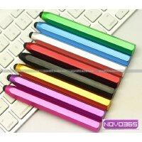 iPad2 各平板电脑 不锈钢 电容笔 手写笔 电脑绘图 彩虹笔 好手感