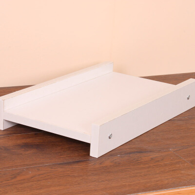 台式电脑主机托主机架移动滑轮机箱散热底座置物架简约花盆垫底座