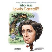 【现货】英文原版 Who Was Lewis Carroll? 刘易斯・卡罗尔是谁? 中小学生读物 Who Was/I