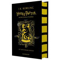 哈利波特与阿兹卡班的囚徒 赫奇帕奇精装版 英文原版小说 Harry Potter and the Prisoner o