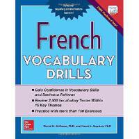 【预订】French Vocabulary Drills