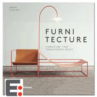 Furni tecture 改变空间格局的家具 产品设计图书 现代家具设计作品集