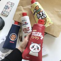 韩国可爱创意学生大容量女生简约文具盒初中生小清新卡通笔袋