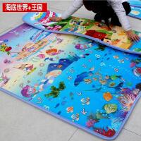 加厚宝宝爬行垫儿童海绵垫子小孩铺地上拼图坐垫幼儿铺垫泡沫地垫