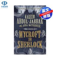 麦考夫・福尔摩斯系列第二部 英文原版 Mycroft and Sherlock (MYCROFT HOLMES) NBA