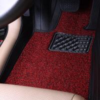 宝马X3 X5 全包围丝圈+皮革 汽车专用脚垫环保无味
