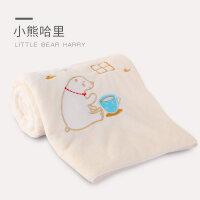 宝宝婴儿浴巾纯棉新生儿超柔洗澡初生儿童大毛巾被吸水婴幼儿卡通a418