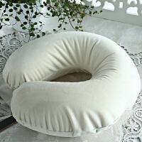记忆棉U型枕头飞机旅行枕u型慢回弹枕颈椎枕汽车枕午睡