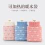 硅胶热水袋 注水暖手宝暖宫暖胃热水袋微波炉加热安全防爆暖水袋