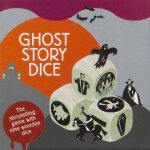 【预订】Ghost Story Dice: The storytelling game with nine woode