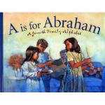 【预订】A is for Abraham: A Jewish Family Alphabet