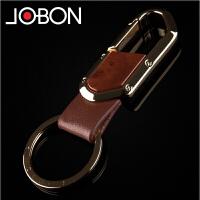 钥匙扣定制精美礼品男士汽车钥匙扣家用腰挂金属锁匙扣